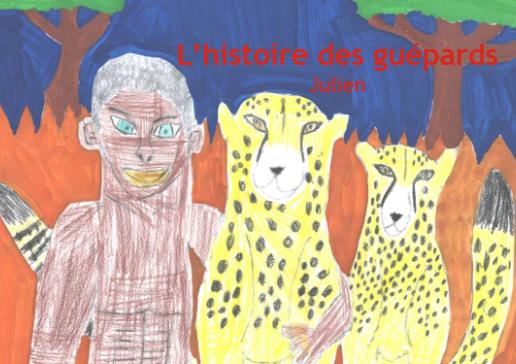 L'histoire des guépards